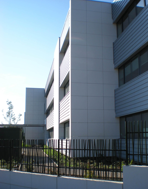 Architecture Collège Saint Maximin - AAPL Architecte intérieur DPLG VAR