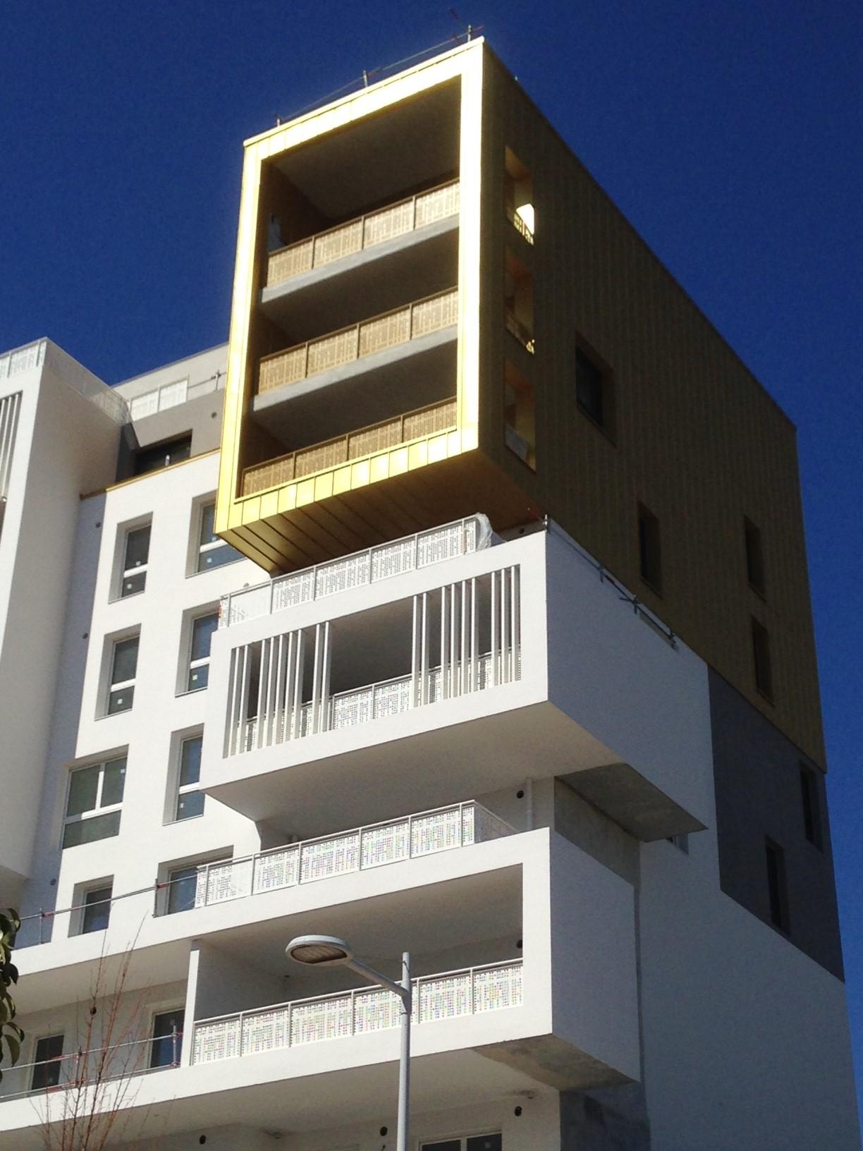 Architecture Logements La Valette par AAPL architecte DPLG dans le VAR