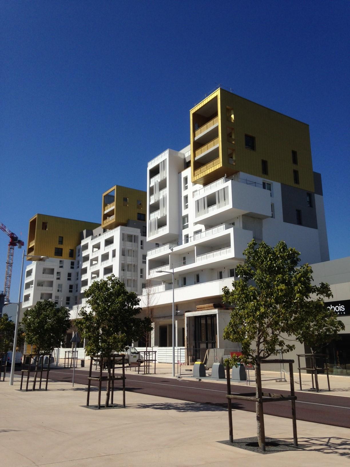 Architecture 87 Logements La Valette par AAPL architecte DPLG VAR