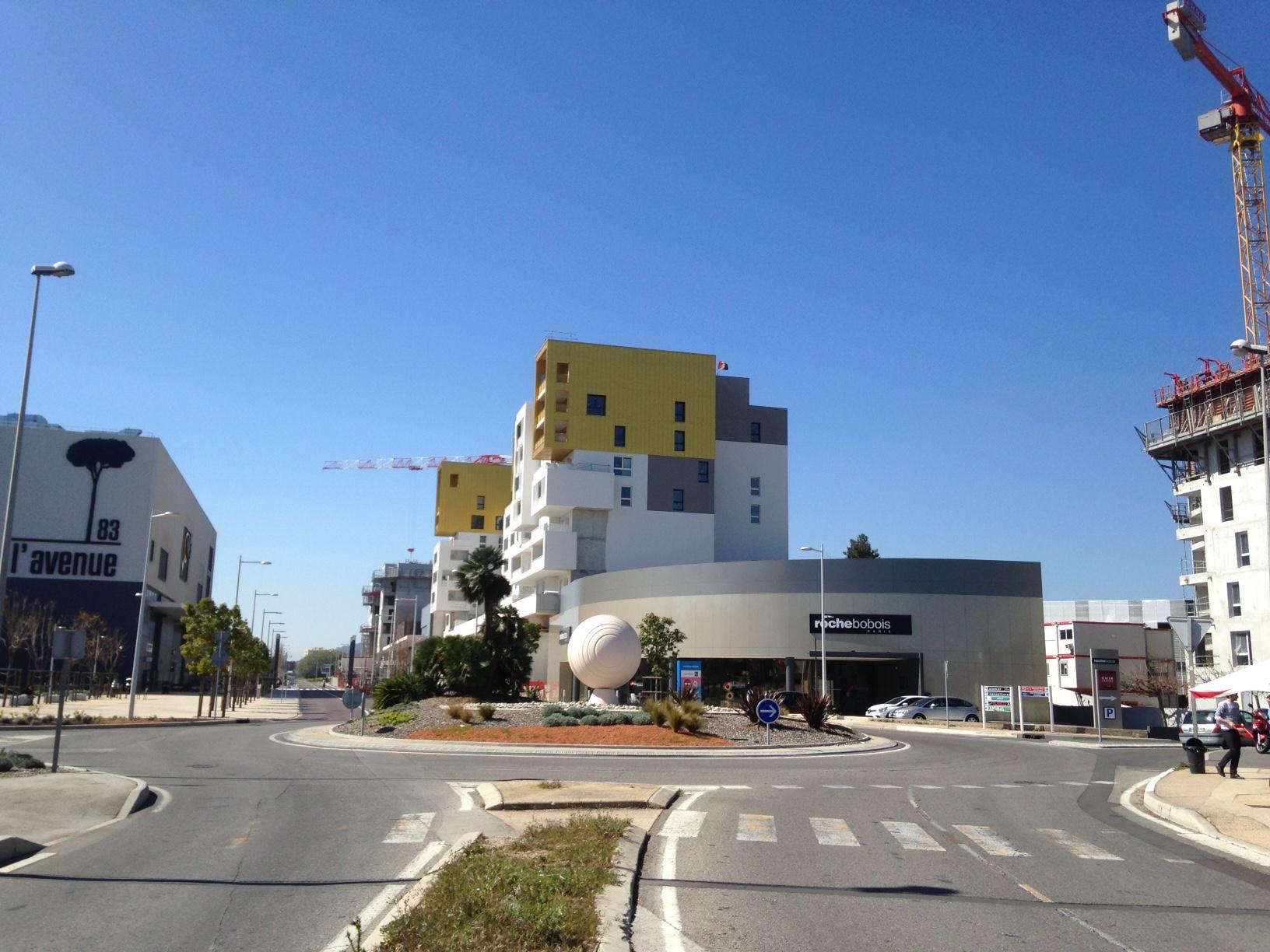 Extérieur 87 Logements La Valette par AAPL architecte DPLG VAR
