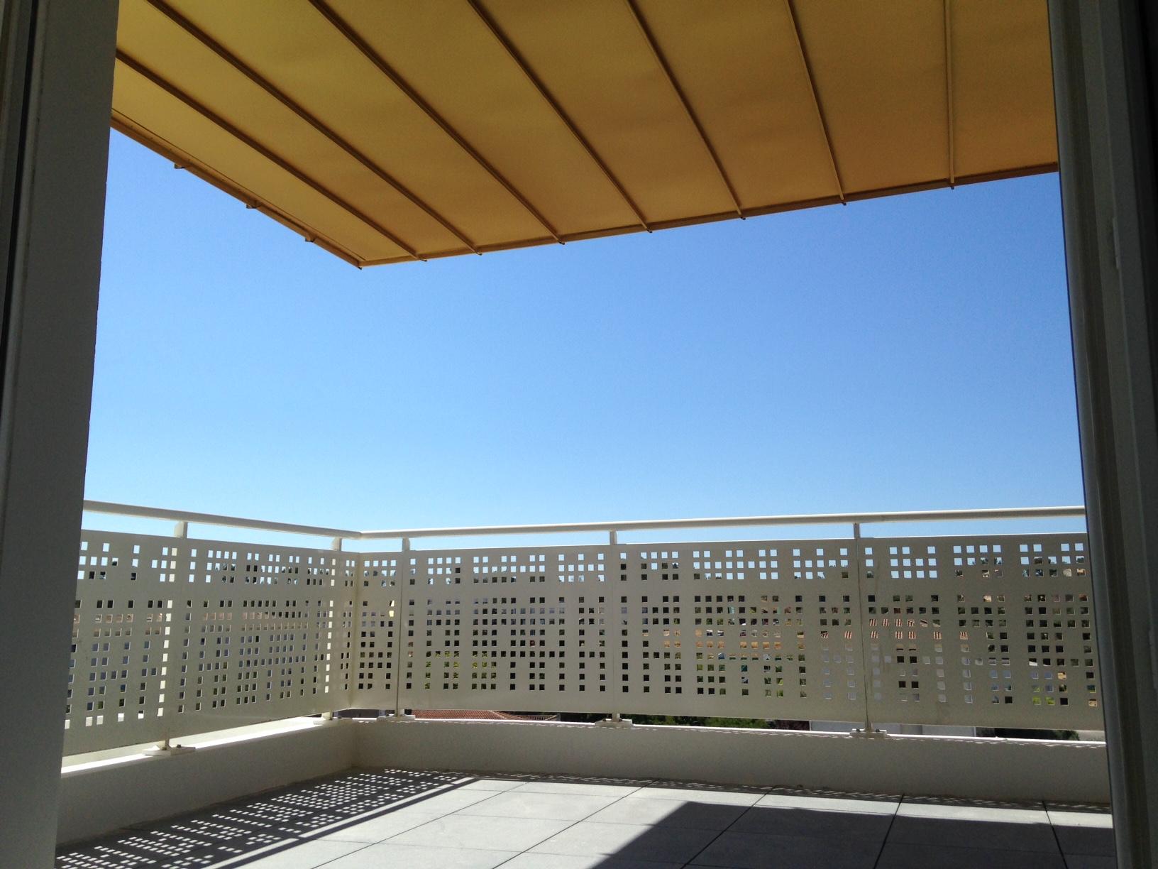 Terrasse - 87 Logements La Valette par AAPL architecte DPLG VAR