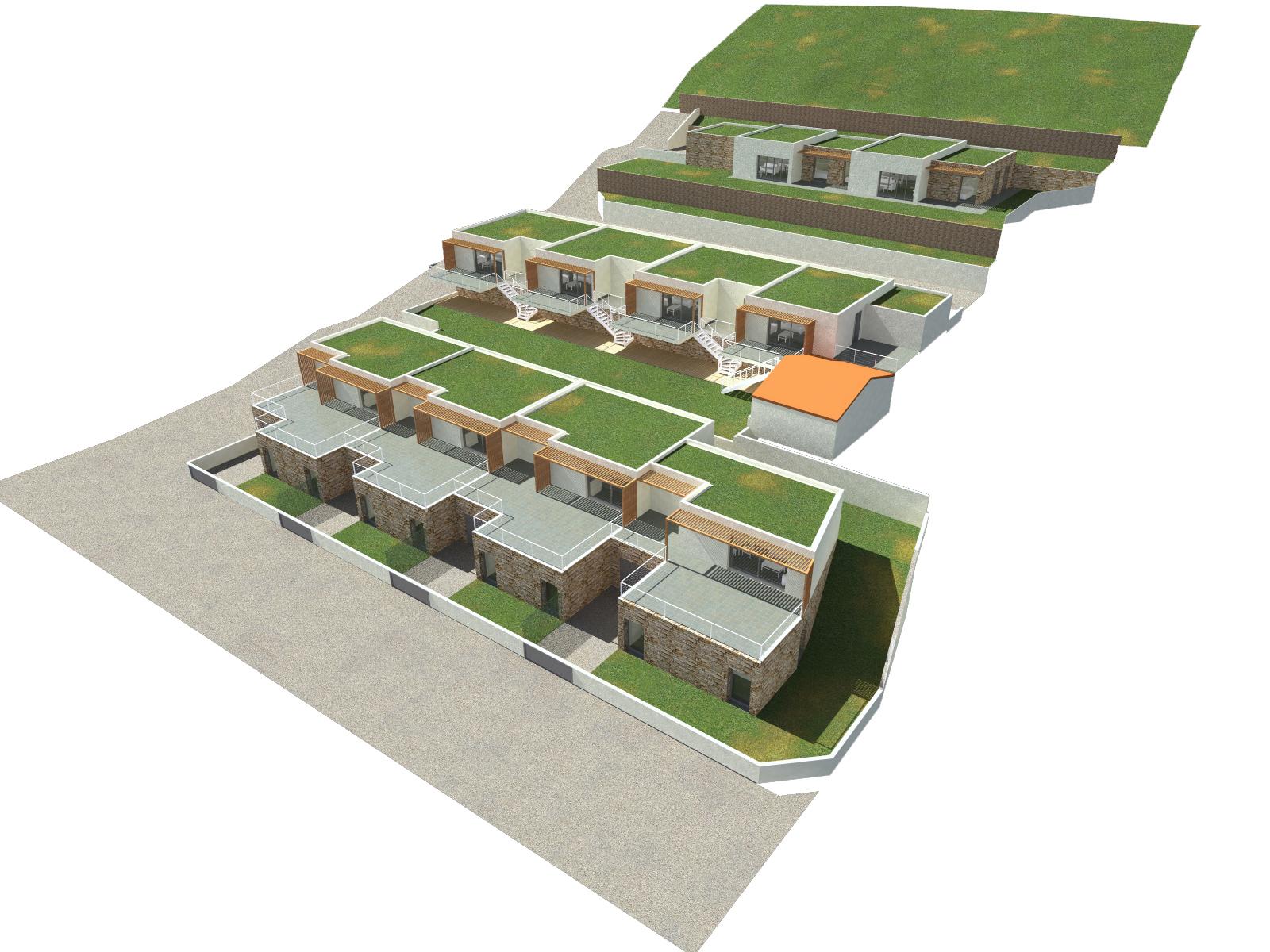 création de logements collectifs au Lavandou