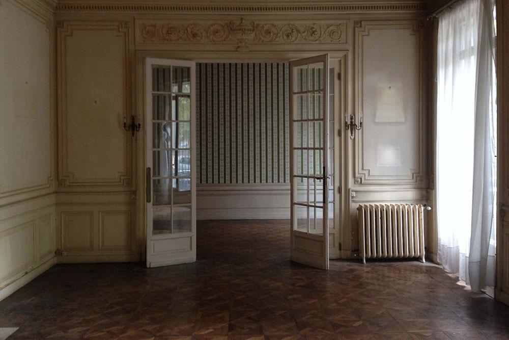 Rénovation d'un appartement ancien dans le centre de Nîmes