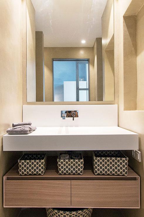 Rénovation appartement ancien - salle de bain