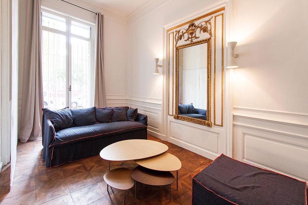 Rénovation appartement ancien