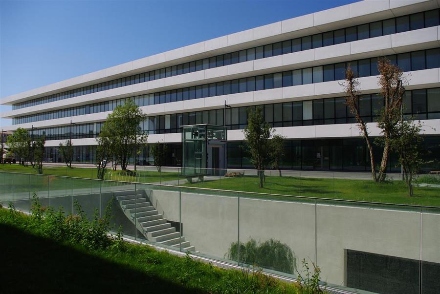 Architecte hôpital public et lieu de santé