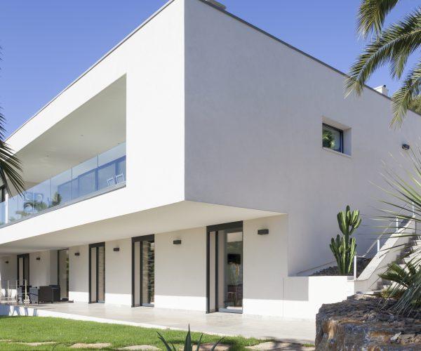 Rénovation et extension maison moderne par AAPL Achitecte DPLG VAR